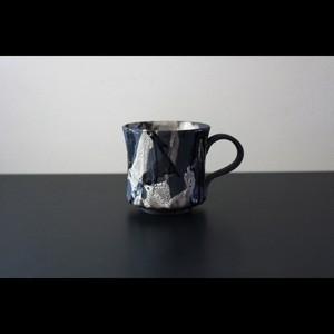 革新的で唯一無二を追求する 陶芸作家【高橋 泰明 TACERA】梅華皮流彩 カイラギリュウサイ マグカップ