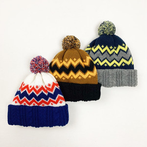 "SUBLiME / GIZGIZ MT KNIT CAP ""White Head Eagle別注"""