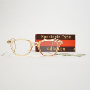 Deadstock★ CESCO Spectacle Type GOGGLE
