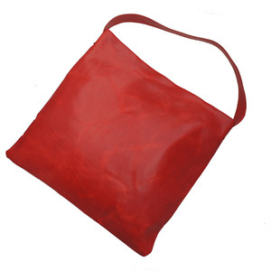 Shoulder Tote Bag/Red