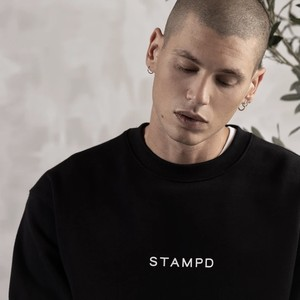 STAMPD / CLASSIC LOGO CREW SWEAT