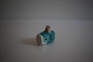 木村幸世|フェーヴ 鯉のぼり 水色