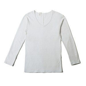 N.HOOLYWOOD V-NECK LONG SLEEVE / 44pieces