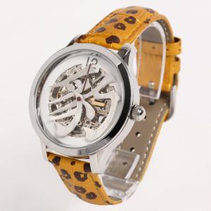 「豹」 オートマチック  Kanji Watch HYO