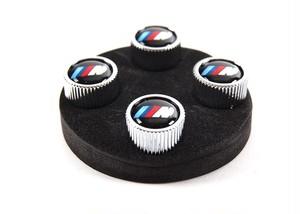 BMW純正部品 エアバルブキャップMロゴタイプ