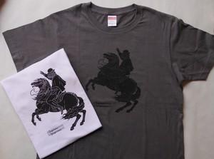 ジャンゴアトゥール DjangoAtour Print Tee プリントTシャツ SugaDairo × DjangoAtour