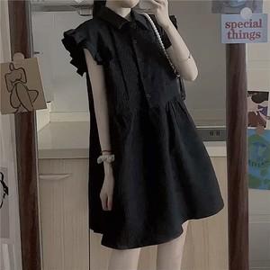 vintage doll dress 2color