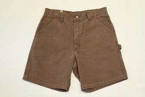 USED Carhartt Single knee shorts -W34 01020