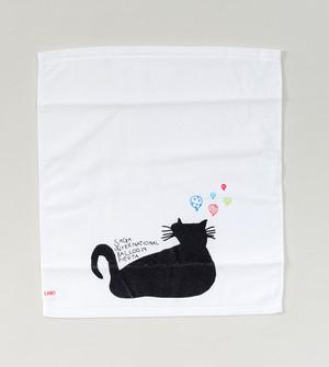 Cat ハンドタオル