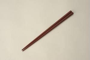 蒔地楕円箸