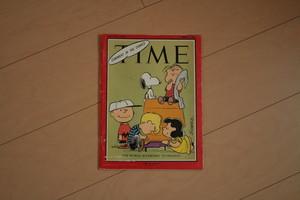 TIMEマガジン1965年4月9日号スヌーピー