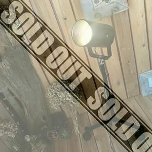 ≫MURATA GODO村田合同ムラタ*古いインダストリアルなキャスター付きスタンドスポットライト*間接照明*工業系ランプヴィンテージビンテージ