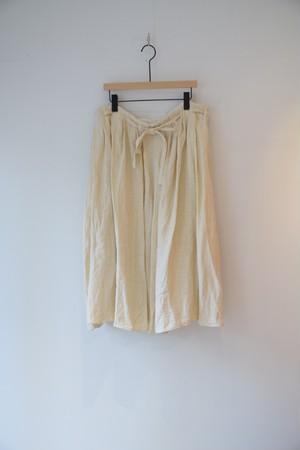 【ordinary fits】BUTCHI linen ECR/OL-K039L