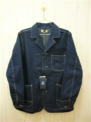 Japan Blue Jeans Tailored Coverall/J701121 (ジャパンブルージーンズ テーラードカバーオール)