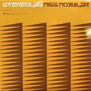 Stereolab / Miss Modular[中古7inch]