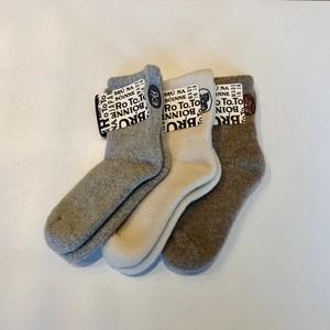 【BRU NA BOINNE】Lucha Fishers Socks(LADYS)