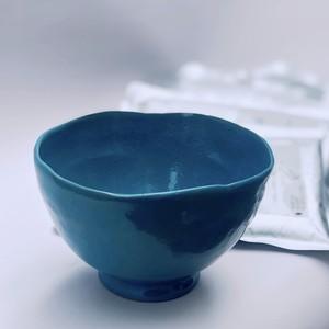 【限定】お椀(モロッコブルー) by teto ceramics