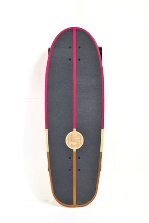 "GUSSIE 31"" Slide SURF SKATE BOARDS"