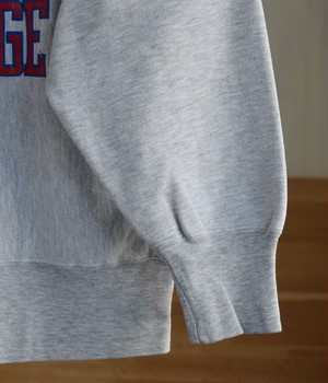 VINTAGE 90's CHAMPION REVERSE WEAVE SWEAT -ST.MARY'S COLLEGE-