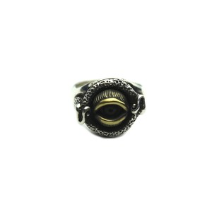 sect×casta/Consigliere Limited eye ring