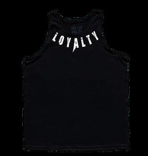 LOYALTY - 5%- MEN'S TANK TOP BLACK #158〜リッチピアーナ タンクトップ 5%ニュートリション