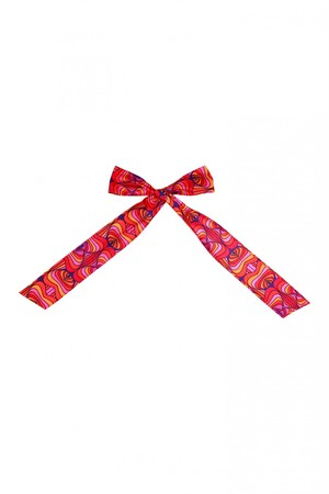 Ribbon ( Pink × Orange)