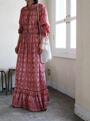 70s cotton vintage dress