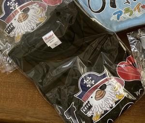 I  LOVE OARAI  アライッペTシャツ 【カラー:アーミーグリーン、サイズXL】 色は画像と異なります