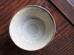 小鹿田焼 柳瀬朝夫窯 4寸茶碗