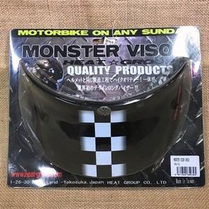 MONSTER VISOR モンスターバイザー / CHECK チェック