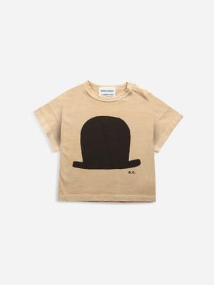 【予約5月中旬入荷】bobochoses(ボボショセス)-21ICONICCOLLECTION-  T-shirt  ハット BABY