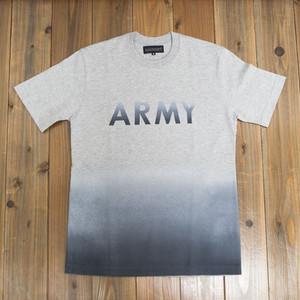 【SOLD OUT】COOCHUCAMP : Happy Gradation T-shirt / Gray