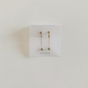 dropイヤリングS-C | Littlemiss