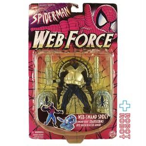 トイビズ 6インチフィギュア スパイダーマン ウェブフォース ウェブスワンプ スパイディ