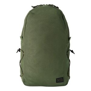 MIS-1016 MESH BACKPACK - CAMO GREEN