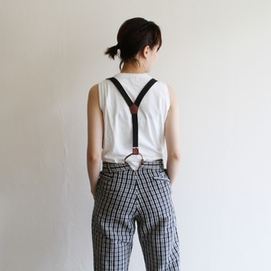 H.UNIT【 unisex 】2way suspenders