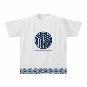 品川宿ドライTシャツ(M)