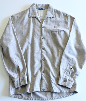 "1960's Vintage ""Sportsman"" Wool shirt"