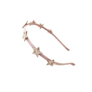 H1280P BEDAZZLE STAR HEAD BAND