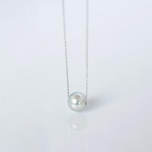 BASIC / Necklace (Grey)