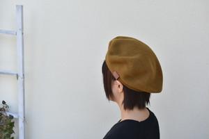 チェコ産 100%ウール ベレー帽