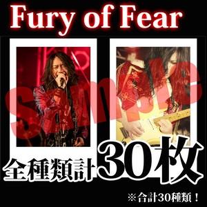 【チェキ・全種類計30枚】Fury of Fear