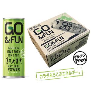 GO&FUN 30本入り1ケース