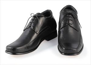【男性用】「紳士革靴」タイプ【シンプルブラック】