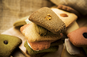 フジヤマクッキー 15枚入り  紺箱 オールクッキーズ