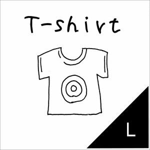 まゆたまTシャツ:L