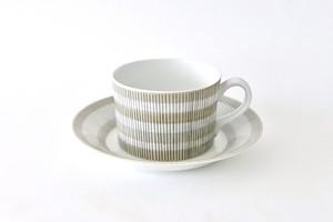 vintage ARABIA SOMITT KOMP demitasse cup & saucer  /  ヴィンテージ アラビア デミタスカップ&ソーサー