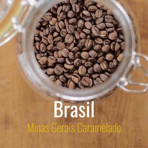 【New Crop】Brasil Minas Gerais Caramelado  100g