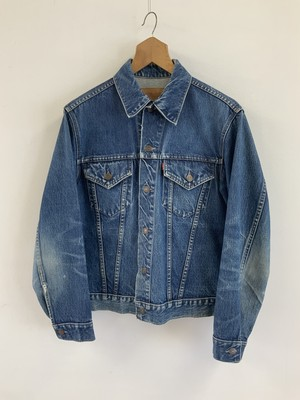 Vintage Levi's 70505 Denim Jacket Big E