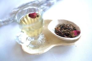 カラダの芯から❤︎ポカポカなお茶